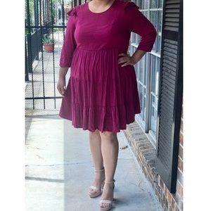 Torrid Plus-Size Dress